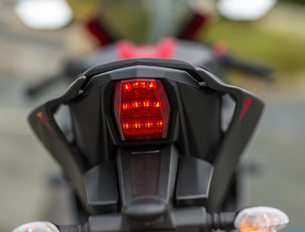 Yamaha YZF-R15 tail light