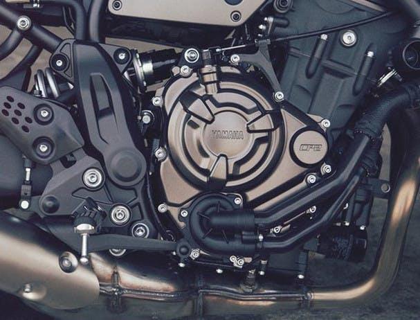 Yamaha XSR700 engine