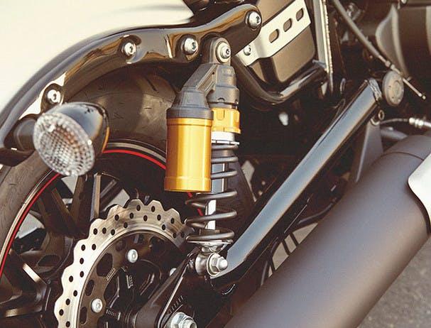 Yamaha Bolt R-Spec rear shocks