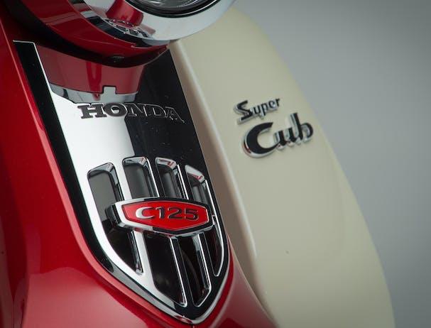 Honda C125 Super Cub nose